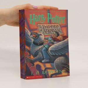 náhled knihy - Harry Potter and the prisoner of Azkaban (Anglicky)