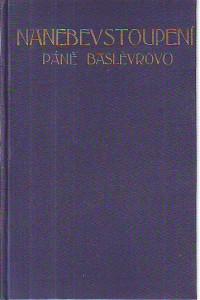 náhled knihy - Nanebevstoupení páně Baslévrovo