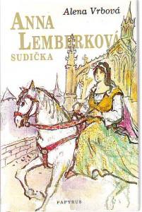 náhled knihy - Anna Lemberková. Sudička.