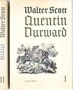 náhled knihy - Quentin Durward I.-II.