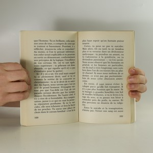 antikvární kniha Stupeur et tremblements, 2001