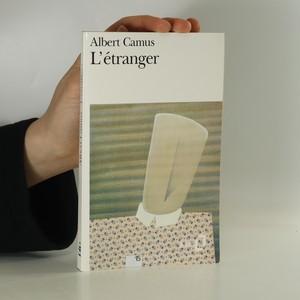 náhled knihy - L'étranger