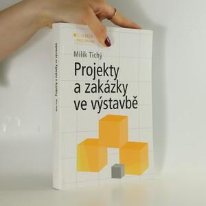 náhled knihy - Projekty a zakázky ve výstavbě