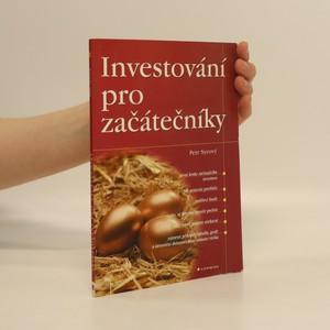 náhled knihy - Investování pro začátečníky