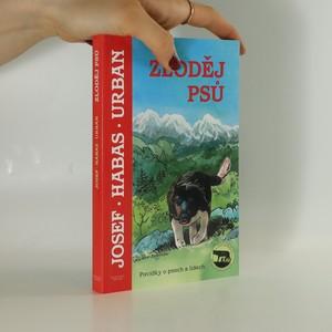 náhled knihy - Zloděj psů
