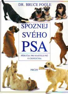 náhled knihy - Spoznej svého psa. Příručka pro majitele psů o chování psa.