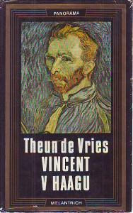 náhled knihy - Vincent v Haagu. Román z let 1881 - 1883.