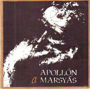 náhled knihy - Apollón a Marsyas