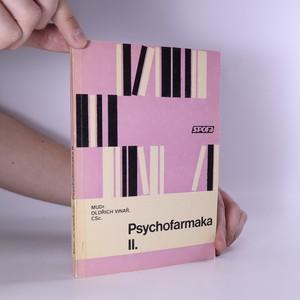 náhled knihy - Psychofarmaka II.