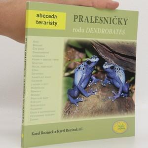 náhled knihy - Pralesničky rodu Dendrobates
