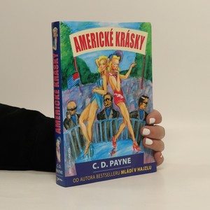 náhled knihy - Americké krásky
