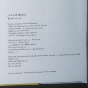 antikvární kniha Bojuji za vás!, 2009
