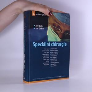 náhled knihy - Speciální chirurgie