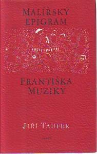 náhled knihy - Malířský epigram Františka Muziky