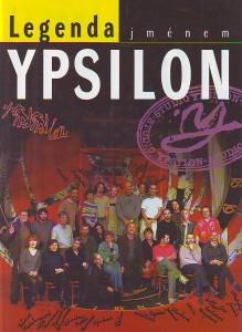 náhled knihy - Legenda jménem Ypsilon. Ke čtyřicátému výročí divadla.