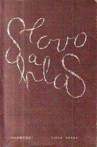náhled knihy - Slovo a hlas (podruhé). K 20. výročí Violy.