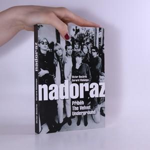 náhled knihy - Nadoraz : příběh The Velvet Underground