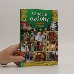 náhled knihy - Vánoční ozdoby s láskou tvořené