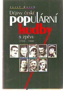 Dějiny české populární hudby a zpěvu 1918 - 1968