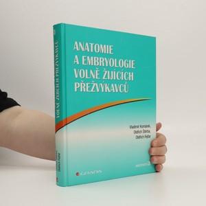 náhled knihy - Anatomie a embryologie volně žijících přežvýkavců (chybí 2 strany přílohy)