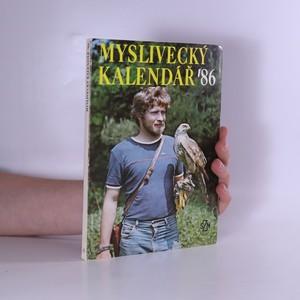 náhled knihy - Myslivecký kalendář 86