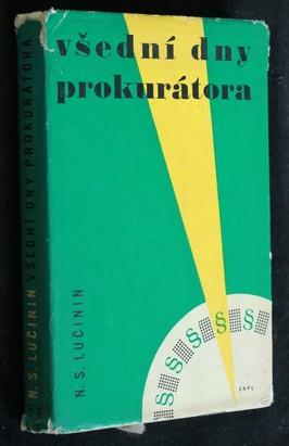 náhled knihy - Všední dny prokurátora
