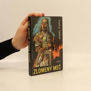 náhled knihy - Zlomený meč : povídka o Markomanském králi Marobudovi