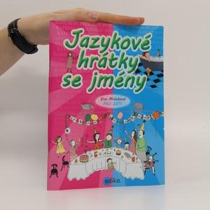 náhled knihy - Jazykové hrátky se jmény : pro děti