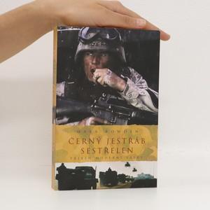 náhled knihy - Černý jestřáb sestřelen