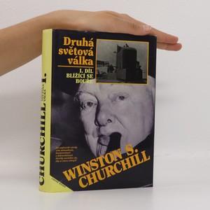 náhled knihy - Druhá světová válka. I. díl, Blížící se bouře