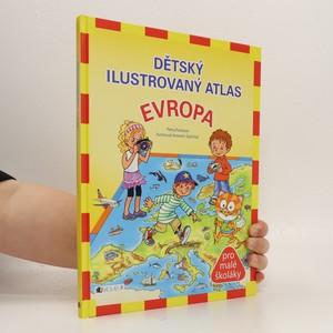 náhled knihy - Dětský ilustrovaný atlas Evropa