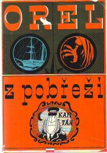 náhled knihy - Orel z pobřeží. Výbor anglických povídek.