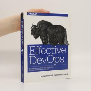 náhled knihy - Effective DevOps
