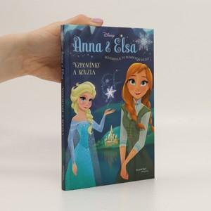 náhled knihy - Anna & Elsa : Vzpomínky a kouzla