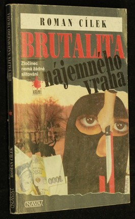 náhled knihy - Brutalita nájemného vraha