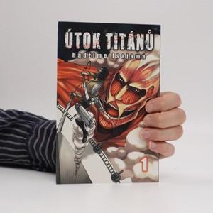 náhled knihy - Útok titánů. 1