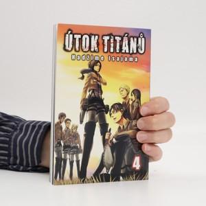 náhled knihy - Útok titánů. 4