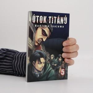 náhled knihy - Útok titánů. 5