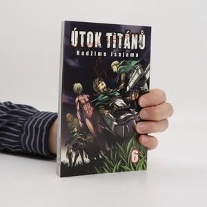 náhled knihy - Útok titánů. 6
