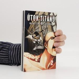 náhled knihy - Útok titánů. 2