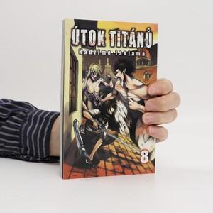náhled knihy - Útok titánů. 8