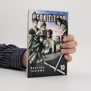 náhled knihy - Útok titánů. 10