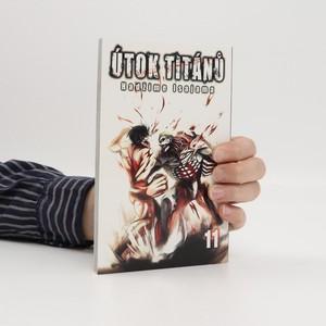náhled knihy - Útok titánů. 11