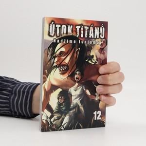 náhled knihy - Útok titánů. 12