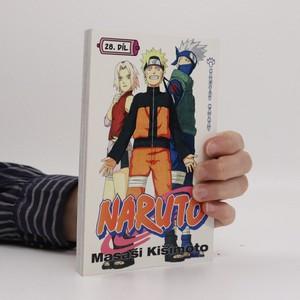náhled knihy - Naruto. 28. díl, Narutův návrat!!