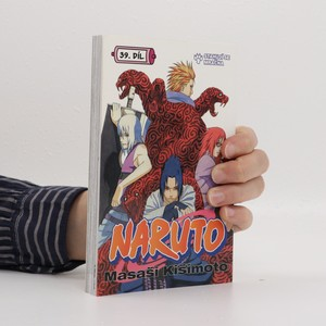 náhled knihy - Naruto. 39. díl, Stahují se mračna