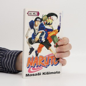 náhled knihy - Naruto. 22. díl, Přesun duší...!!