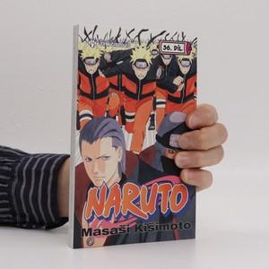 náhled knihy - Naruto. 36. díl, Tým číslo 10!!