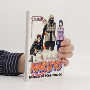 náhled knihy - Naruto. 34. díl, Shledání...!!