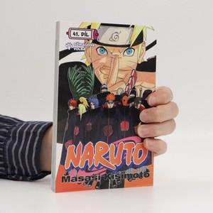 náhled knihy - Naruto. 41. díl, Džiraijova volba!!